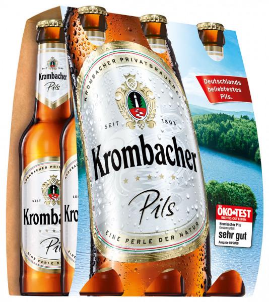 Krombacher Pils 6 X 0,33