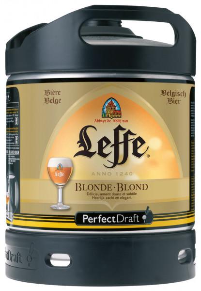 Leffe Blond Perfect Draft - 1 X 6