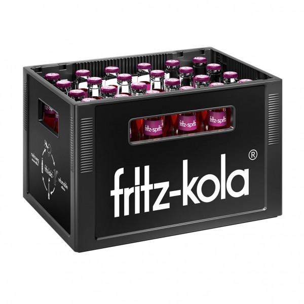 Fritz spritz Bio Traubenschorle - 24 X 0,33