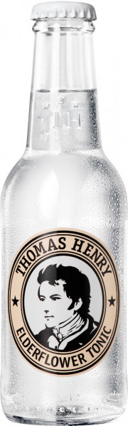 Thomas Henry Elderflower Tonic - 24 X 0,2
