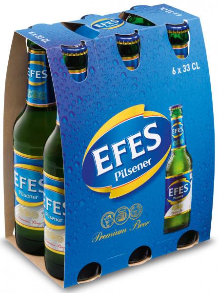 Efes Pils 6 X 0,33