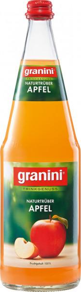 Granini Apfelsaft trüb - 6 X 1