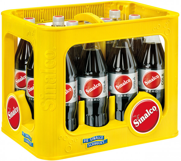 Sinalco ZERO Cola PET - 12 X 1