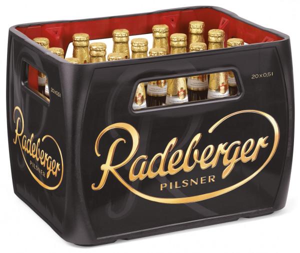 Radeberger Pilsner - 20 X 0,5