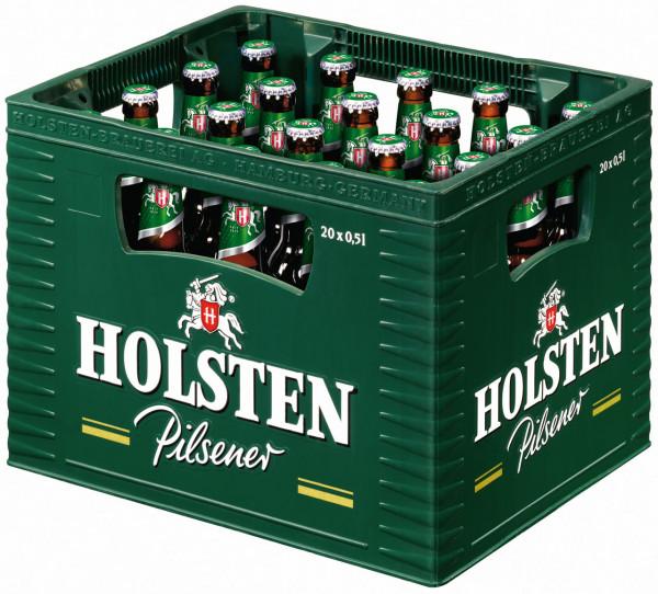 Holsten Pilsener - 20 X 0,5