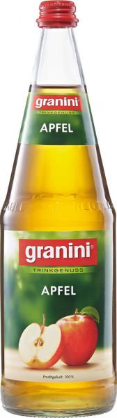 Granini Apfel klar - 6 X 1