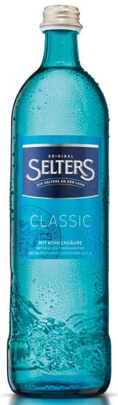 Selters Gastro Class - 12 X 0,75