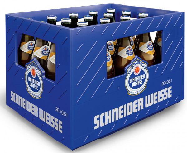 Schneider Weisse Mein Original - TAP7 - 20 X 0,5
