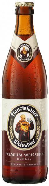 Franziskaner HWZ Dunkel - 20 X 0,5