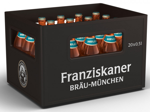 Franziskaner Helles - 20 X 0,5