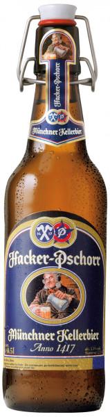 Hacker Pschorr Anno 1417 BGV - 20 X 0,5