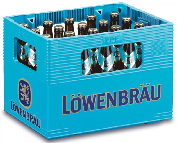 Löwenbräu Original Münchener Hell NRW - 20 X 0,5
