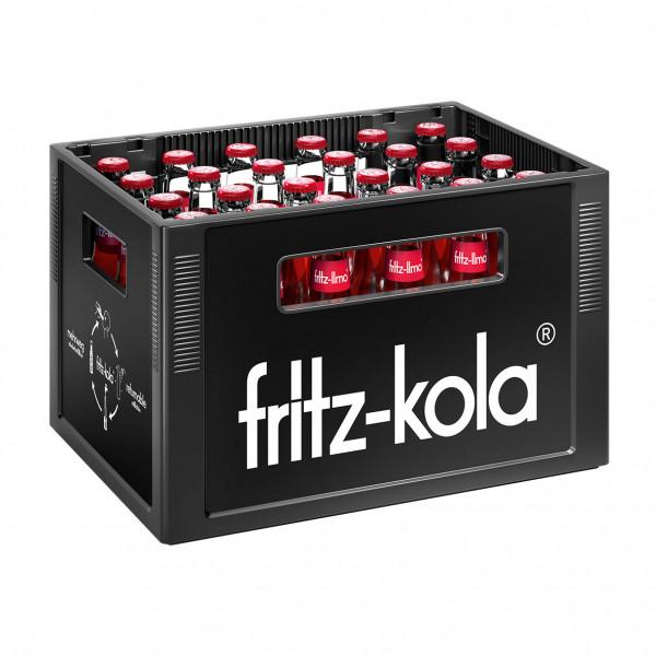 Fritz Apfel-Kirsch-Holunder - 24 X 0,33