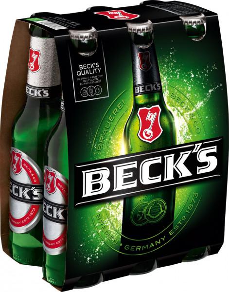 Becks Pils 6 X 0,33