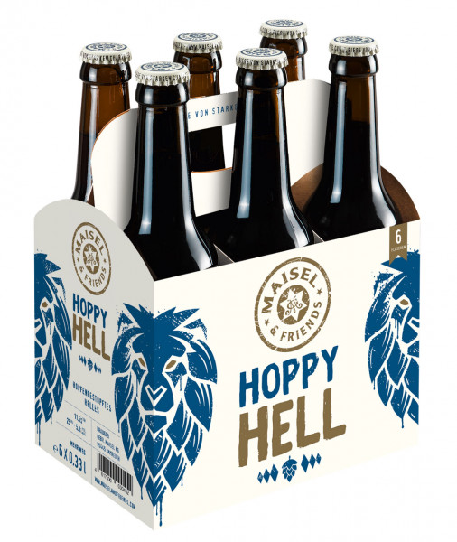 Maisel&Friends Hoppy Hell LN 6 X 0,33
