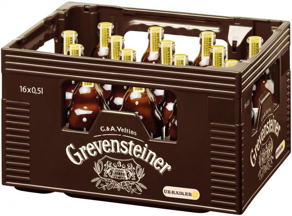 Grevensteiner UR-Radler Steinie - 16 X 0,5