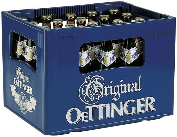 Original Oettinger Pils - 20 X 0,5