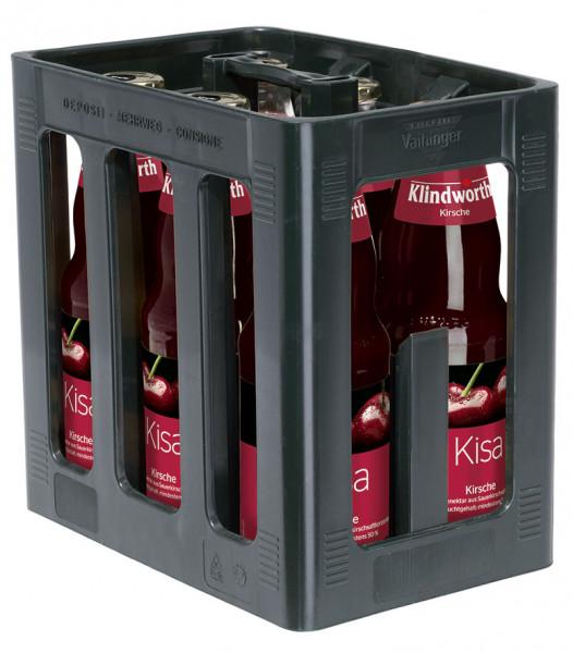 Klindworth KISA Kirsch-Nektar - 6 X 1