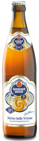 Schneider Weisse Meine helle - TAP1 - 20 X 0,5