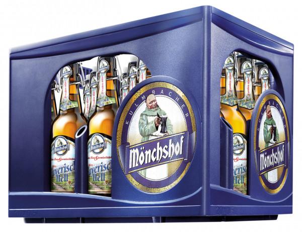 Mönchshof Bayerisch Hell BGV - 20 X 0,5