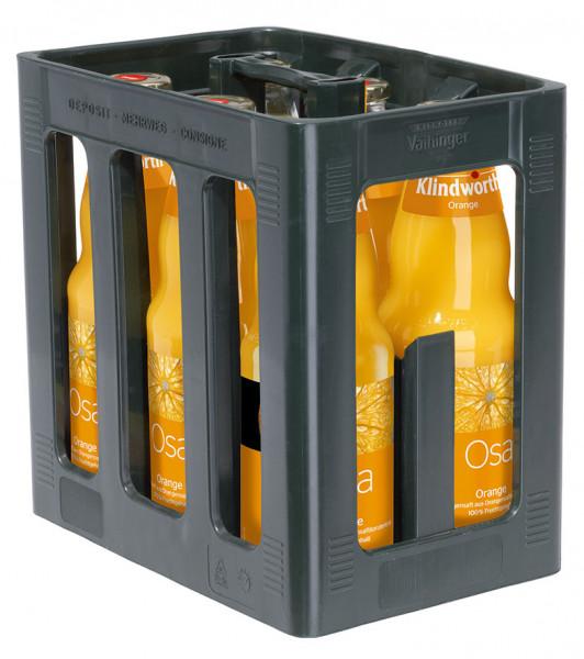 Klindworth OSA Orangensaft - 6 X 1