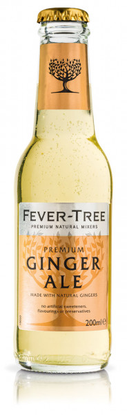 Fever Tree Ginger Ale - 24 X 0,2