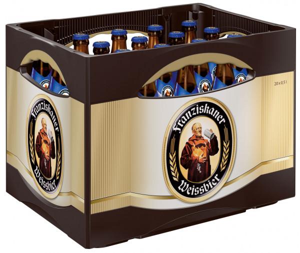 Franziskaner Alkoholfrei - 20 X 0,5