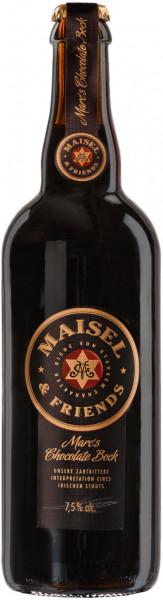 Maisel & Friends Marc´s Chocolate Bock - 12 X 0,75