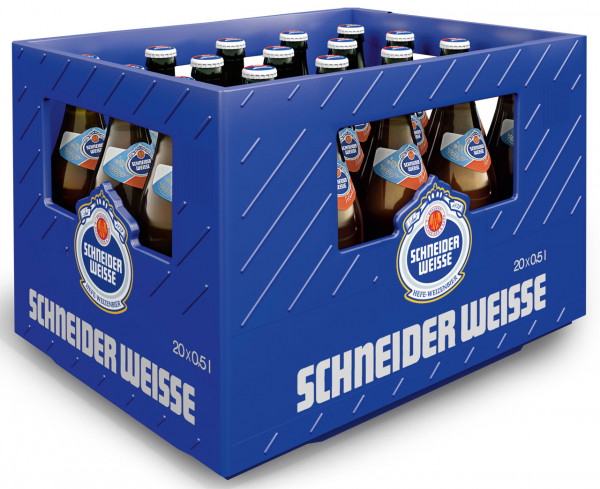 Schneider Weisse Mein Alkoholfrei - TAP3 - 20 X 0,5