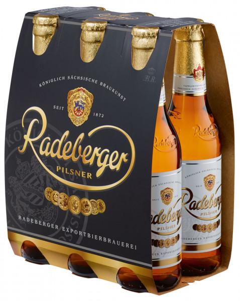 Radeberger Pilsner 6 X 0,33