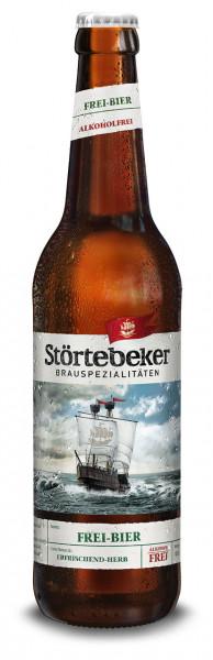 Störtebeker Bio Freibier Alkoholfrei - 20 X 0,5