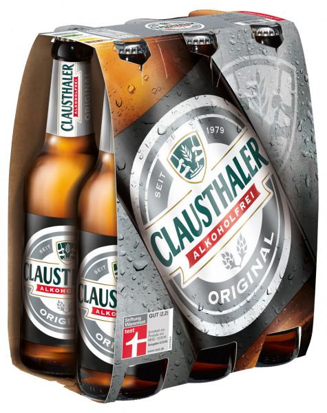 Clausthaler Original 6 X 0,33