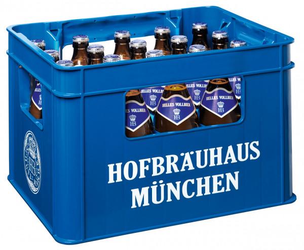 Hofbräu München Helles Vollbier - 20 X 0,5