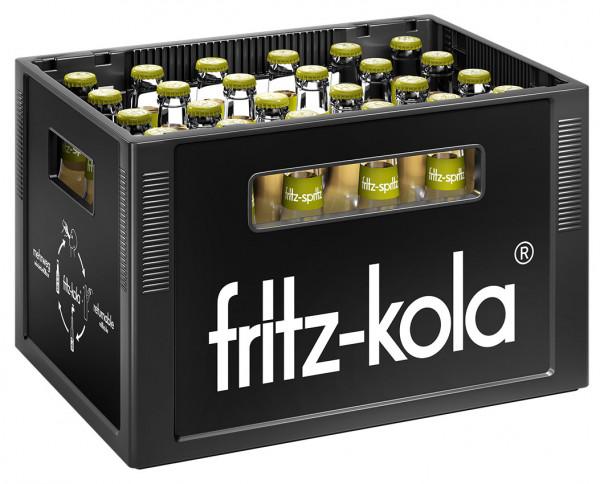 Fritz spritz Bio Apfelsaftschorle - 24 X 0,33