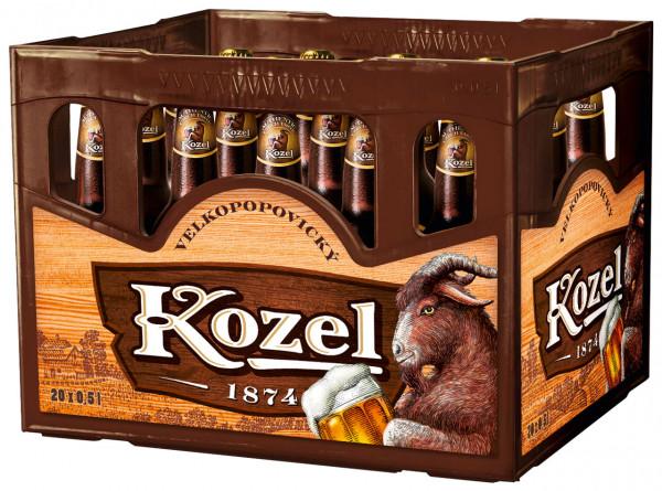 Kozel Dark - 20 X 0,5