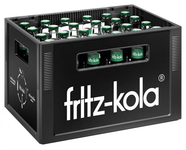 Fritz kola grün & gerecht - 24 X 0,33