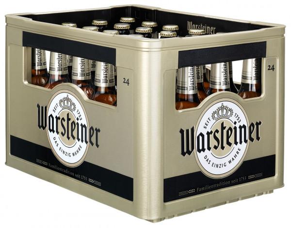 Warsteiner Pils - 24 X 0,33