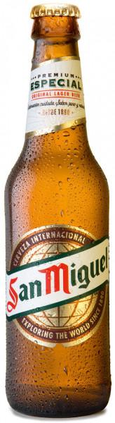 San Miguel Especial - 24 X 0,33