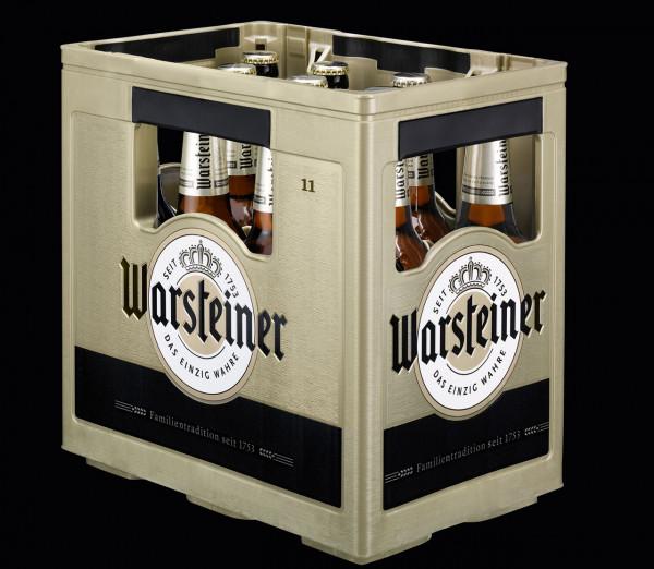 Warsteiner Pils - 11 X 0,5