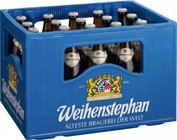 Weihenstephan Hefeweizen hell - 20 X 0,5