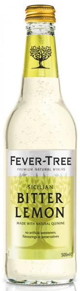 Fever Tree Bitter Lemon - 24 X 0,2