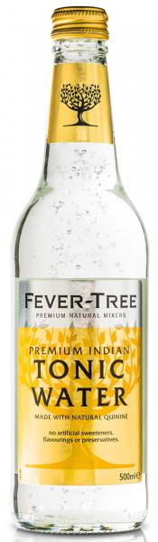Fever-Tree Indian Tonic - 8 X 0,5