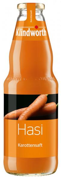 Klindworth HASI Karottensaft - 6 X 1