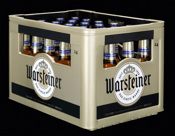 Warsteiner Alkoholfrei - 24 X 0,33