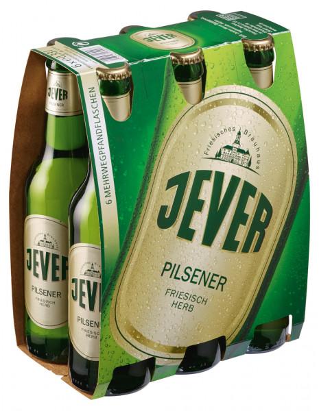 Jever Pils 6 X 0,33