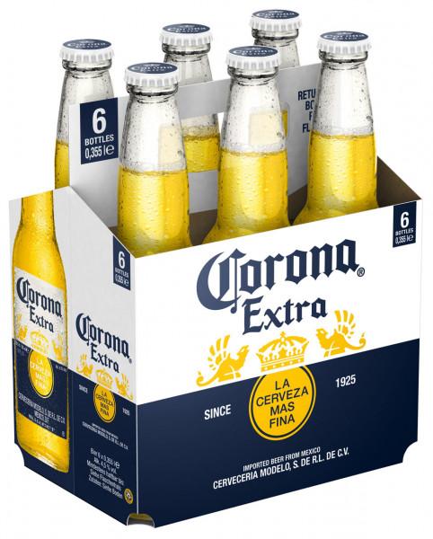 Corona Extra 6 X 0,355