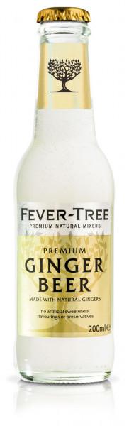 Fever Tree Ginger Beer - 24 X 0,2