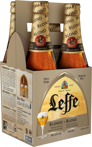 Leffe Blonde 6 X 0,33