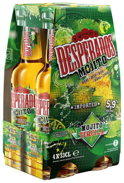 Desperados Mojito 4 X 0,33