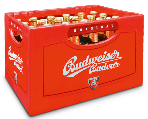 Budweiser - 24 X 0,33